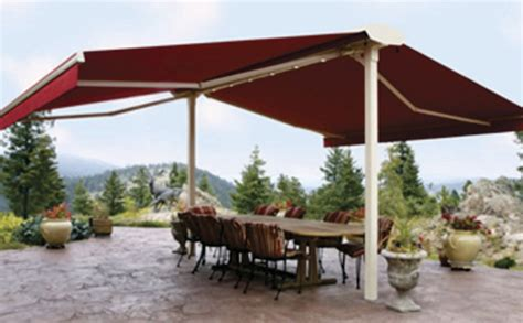 Umbrella Awning by Residential Canopies And Enclosures Philadelphia