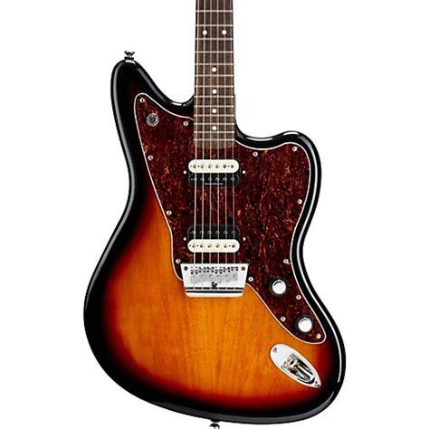 squier jaguar squier vintage modified jaguar hh electric guitar