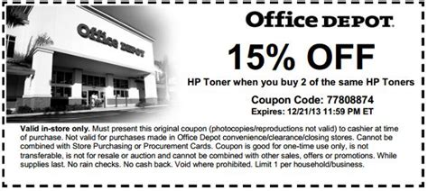 Office Depot Coupons Groupon Office Depot Coupons Ebay 28 Images Office Depot Deals