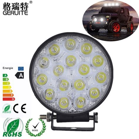 4 round led lights 4 inch round tractor lights 4 free engine image for user