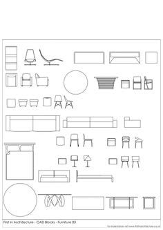 furniture templates for floor plans autocad pinterest the world s catalog of ideas