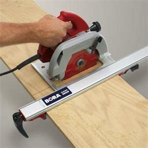 bora clamp edge power tool guide woodworking equipment