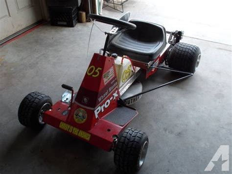 racing lawn mower for sale for sale in bryon