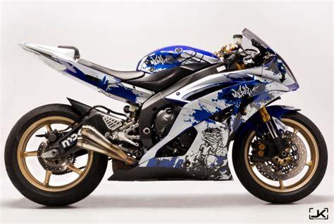 Kosten F R Motorrad Folieren by R6 Rj15 Neue Optik In Folie Yeah R6 Showroom Yamaha