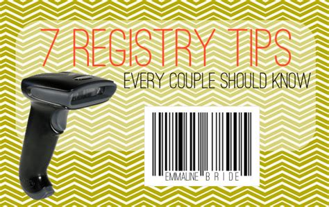 Wedding Registry Tips by 7 Wedding Registry Tips Every Should