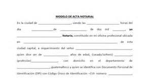 acta entrega declaracin anual 121 modelo de acta notarial acta de constataci 243 n notarial