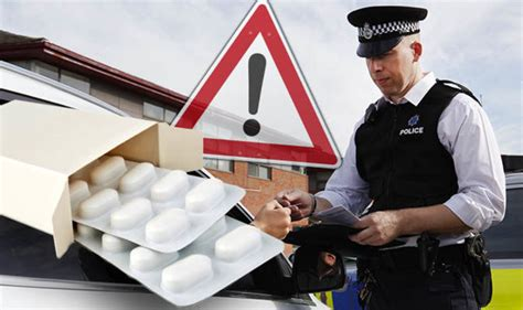 Drink Driving Criminal Record How Uk Driving Warning For Hay Fever Sufferers As Medication