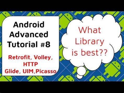 retrofit android tutorial java2blog retrofit volley glide picasso universal image loader