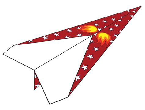 Make Your Own Fly Paper - create your own paper airplane how things fly