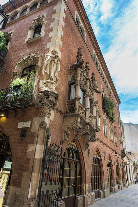 casa marti top modernista buildings by puig i cadafalch what to do