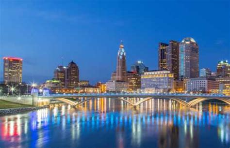 Columbus Oh Records 10 Facts About Columbus Ohio Fact File
