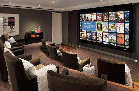 mind blowing home theaters   dream homes