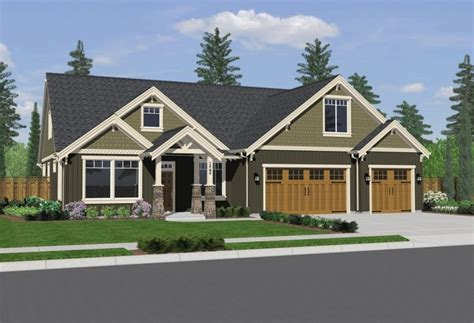 exterior house paint colors one story small craftsman house plans with photos