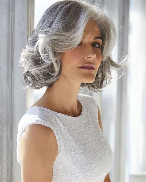 silver fox wigs for women over 50 273 best gray over 50 hair images on pinterest grey