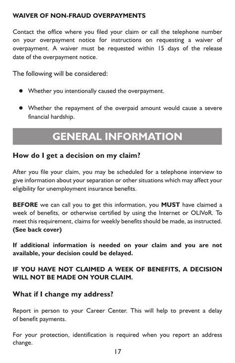 release of garnishment letter unemployment file