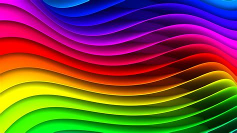 Cool colorful 3d rainbow wallpaper hd 13 hd background hd screensavers