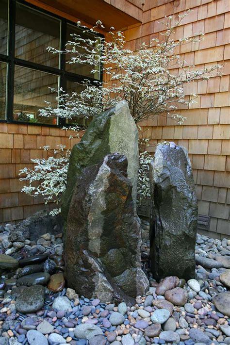 pietre per giardino zen giardino zen significato e utilizzo degli elementi