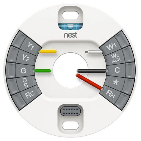 nest thermostat installation problems wiring diagram