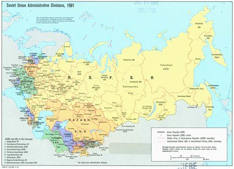 nations of the former ussr map quiz russia and the republics political map quiz