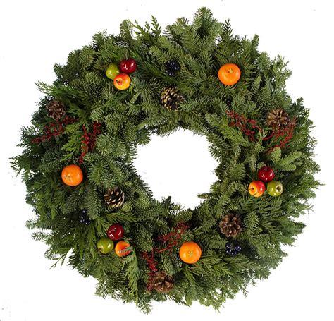luxury wreaths fresh luxury wreaths fernhill farms