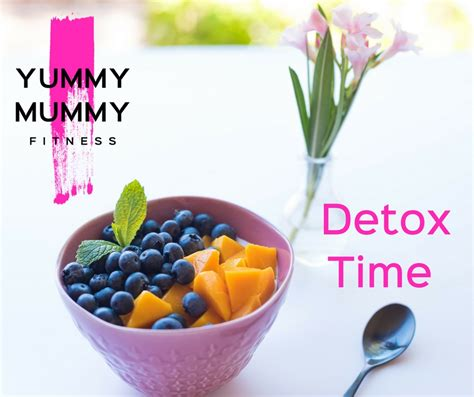 Lifetime Fitness Detox by Summer Detox Yummymummy Fitness