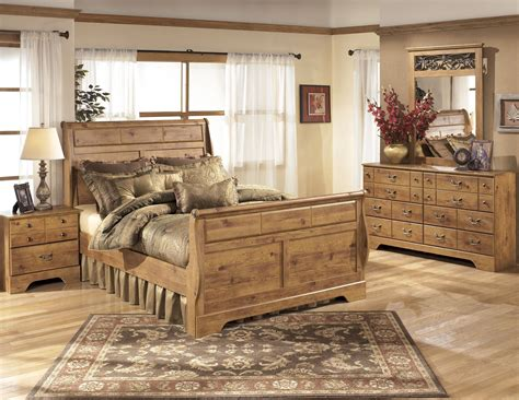 bittersweet bedroom collection bittersweet sleigh bedroom set from ashley b219 65 63 86