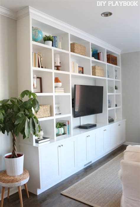 bookshelves with tv the 25 best tv bookcase ideas on bookshelves