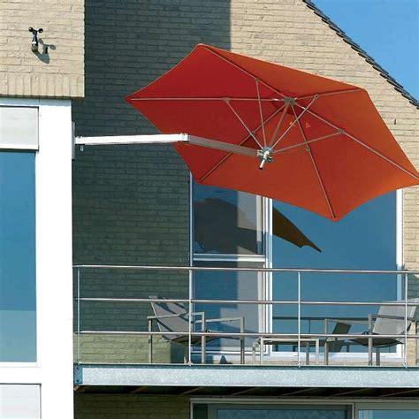 Paraflex Wallflex Wall Mount Umbrella Outdoor The Wall Patio Umbrella