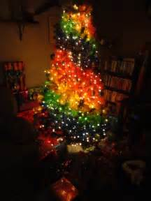 rainbow christmas tree treetopia