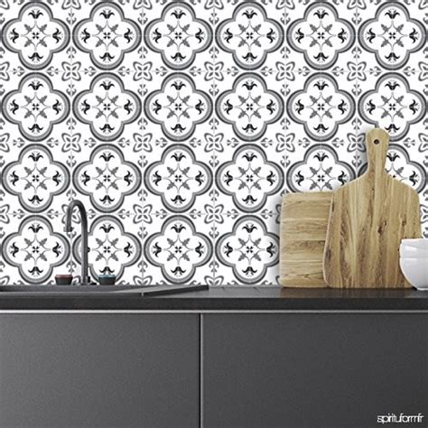 stickers carrelage mural cuisine 24 stickers adh 233 sifs carrelages sticker autocollant