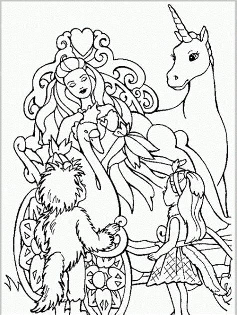 imagenes de unicornios infantiles para colorear ausmalbilder zum ausdrucken gratis malvorlagen einhorn und