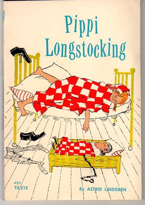 Chapters Home Decor by Pippi Longstocking By Astrid Lindgren Vintage Childrens
