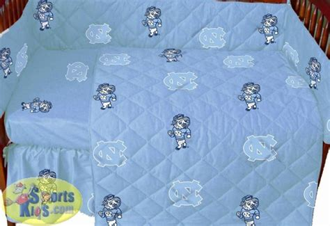 college covers north carolina tarheels baby crib fitted