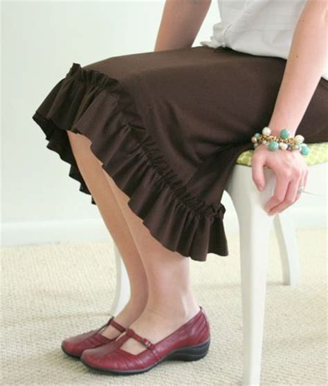 jersey skirt pattern free 17 best images about cut and sew skirts on pinterest