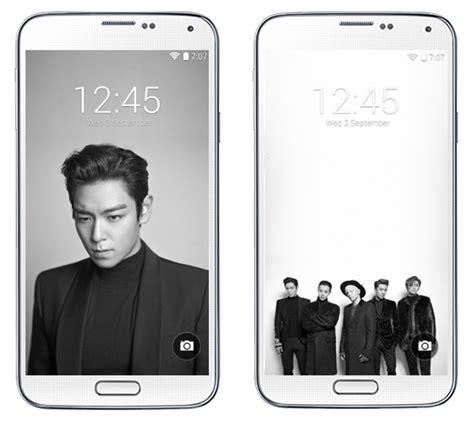 theme line bigbang android exclusif t 233 l 233 chargez le th 232 me bigbang et tentez de