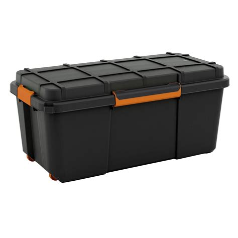 Waterproff Storage form flexi store black large 74l plastic waterproof