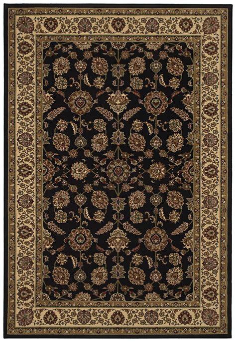 Oriental Weavers Sphinx Ariana 271d3 Black Rug Weavers Rugs