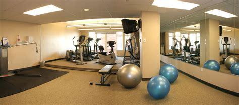 fitness room fitness room