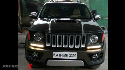 modded jeep renegade toyota fortuner to jeep renegade conversion mod modifiedx
