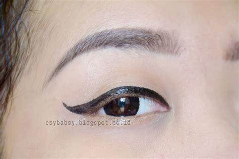Eyeliner Wardah Model Spidol lunatic vixen review wardah eyexpert optimum hi black liner