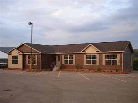 Commodore Homes Floor Plans pennwest quincy ii model hf117 a ranch style modular