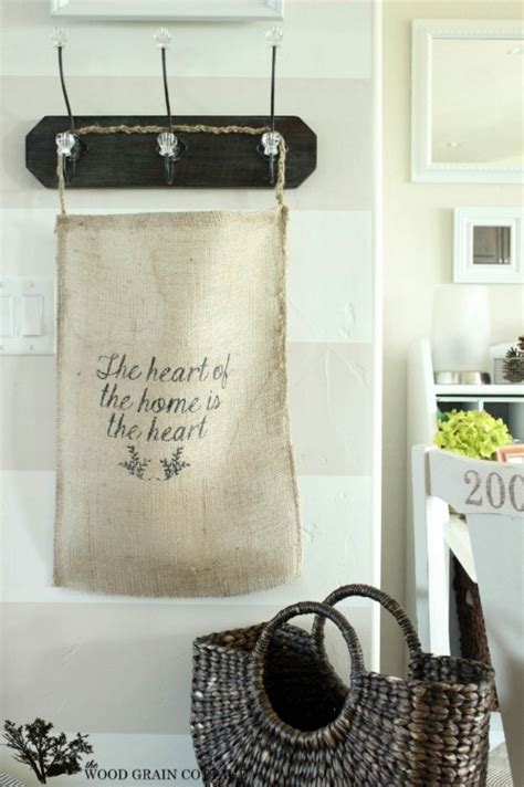 craft projects using burlap 100 gorgeous burlap projects that will beautify your