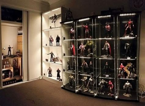 figure display ideas 1000 images about collectible displays on