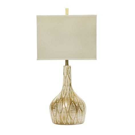 m and m lighting fangio lighting m r l and shade s 32 in brushed gold
