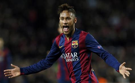 Neymar was voted the 7th best football player in the World