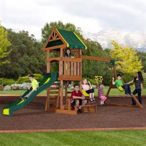 Best Backyard Swing Sets Discovery Swing Sets 2015 Best Auto Reviews