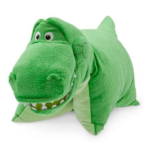 Dinosaur Pillow Pet by Rex Pillow Pal Pet Plush Walt Disney World Story