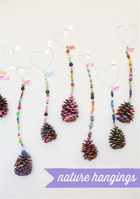 Hang Photos From Wire best 25 pinecone crafts kids ideas on pinterest