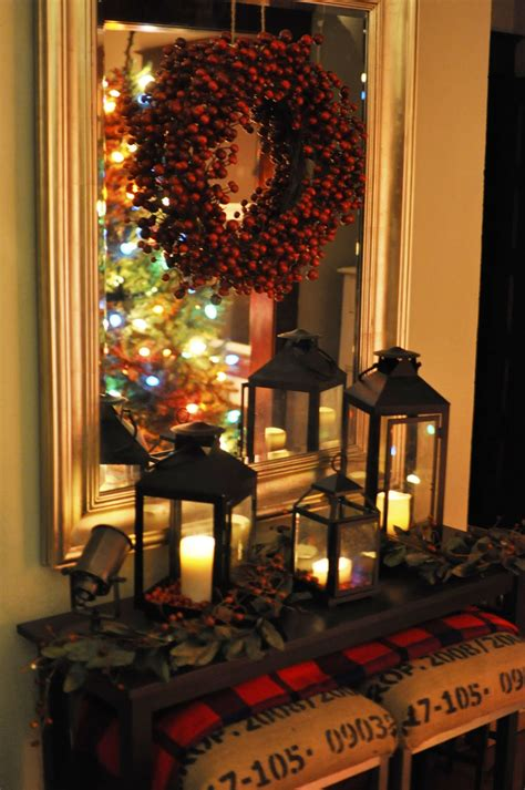 lantern decorating ideas for christmas easyday
