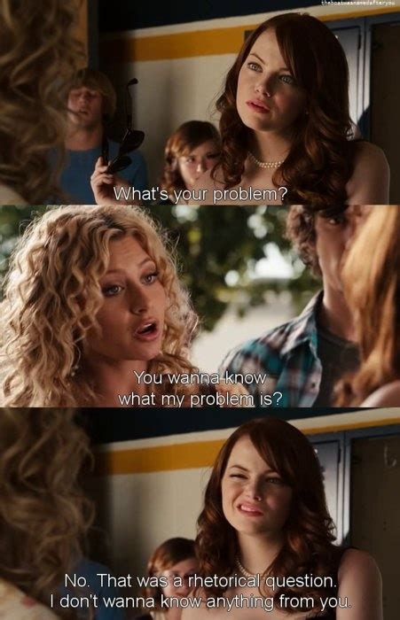 film romance emma stone emma stone in easy a is hilarious check out this movie